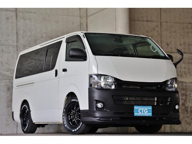 トヨタ ロングS-GL 8ナンバー モノトーン仕様 本州仕入