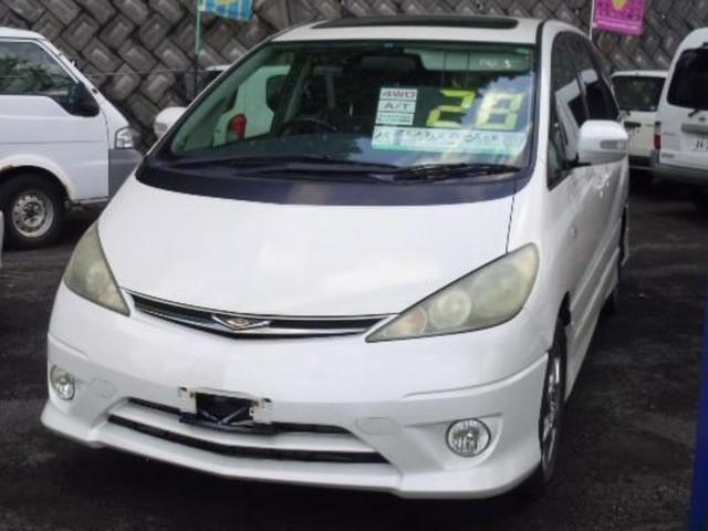 トヨタ アエラス-S 4WD