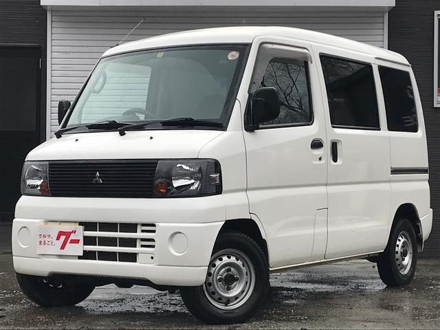 三菱 CS・4WD・ハイルーフ