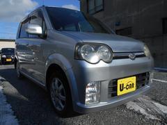 ムーヴカスタム X 4WD ナビ 新品スタッドレスタイヤセット付