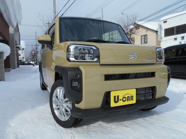 ダイハツ G 4WD 夏冬タイヤ