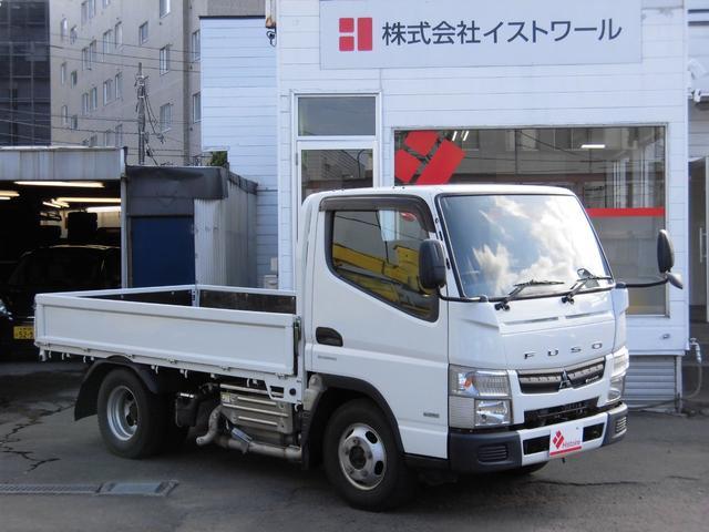 三菱ふそう 1.5トン 4WD
