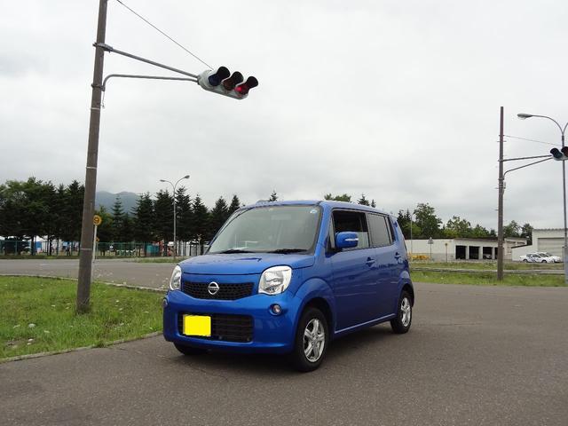 日産 X FOUR シートヒーター 4WD