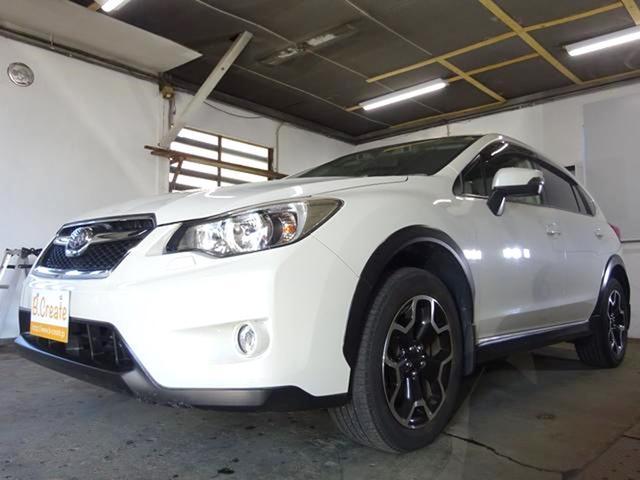 スバル 2.0i-L アイサイト アイサイトVerIII・4WD・ナビ・地デジ・Bカメラ・HID・ETC・プッシュスタート・スマートキー・アイドリングストップ・前席パワーシート・クルーズコントロール・ヘッドライトウォッシャー・エンスタ