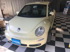 VW ニュービートルベースグレード 盗難防止システム・ABS・アルミホイール