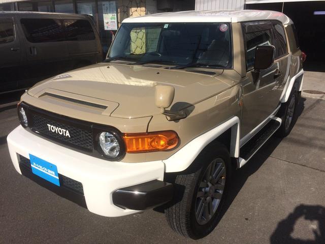 トヨタ カラーパッケージ 4WD