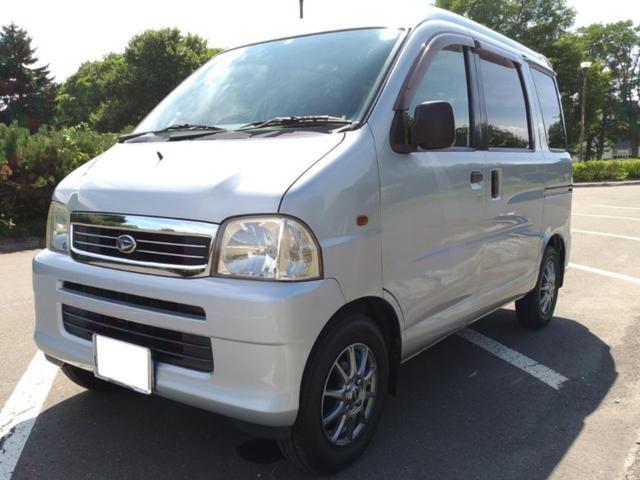 ダイハツ アトレーワゴン CX 福祉車両 リフト付 スローパー ハイルーフ 4WD 検R4/1