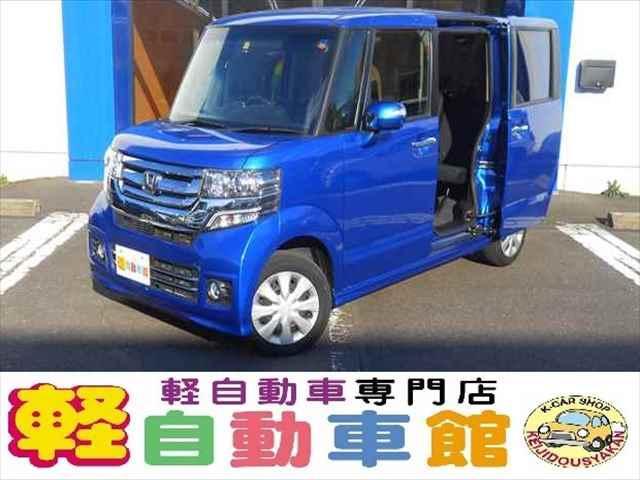 ホンダ G 4WD 純正ナビ・TV ABS アイドリングストップ