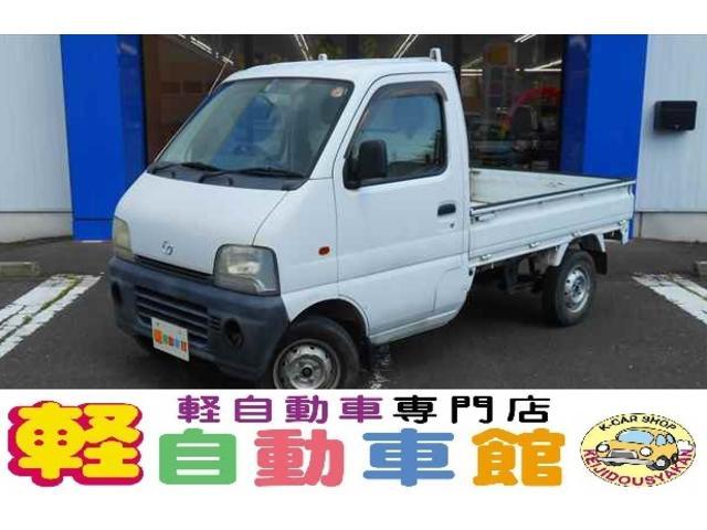 マツダ KA 4WD マニュアル
