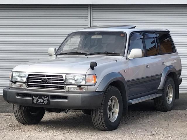 トヨタ VXリミテッド 4WD ディーゼルターボ サンルーフ アルミ