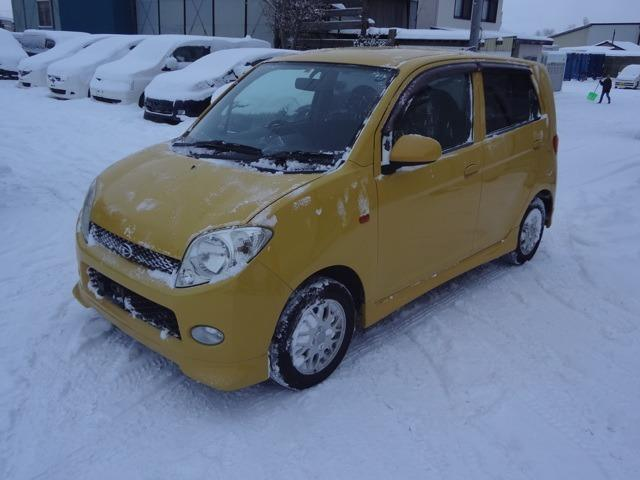 ダイハツ Xi 4WD フルエアロ CD アルミホイール キーレス
