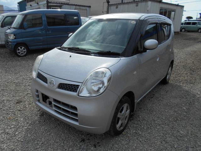 日産 E FOUR4WD/タイミングチェーン/シートミラーヒーター