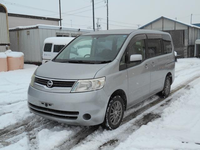 日産 20S4WD/タイミングチェーン/純正ナビ/AC100V/