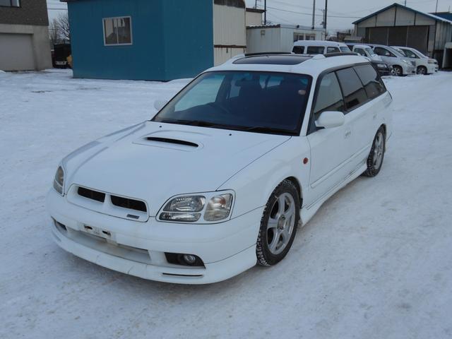 スバル GT-VDC4WD/タイベル交換済み/ツインターボ/HID