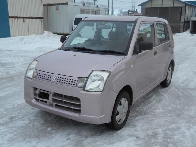 スズキ EII4WD/5速マニュアル/タイベルチェーン/ABS/