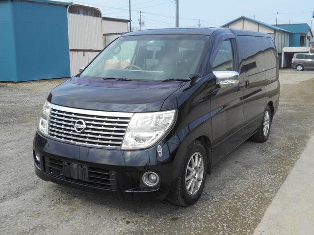 日産 350XL4WD/ツインモニター/本革/7人乗り/サンルーフ