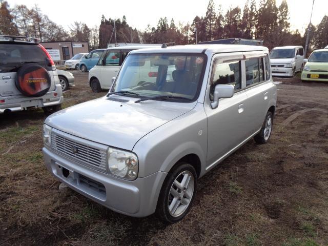 スズキ G4WD/タイミングチェーン/ミラーヒーター/シートヒーター