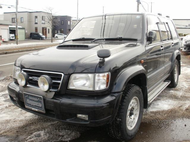 いすゞ プレジール ロング 4WD