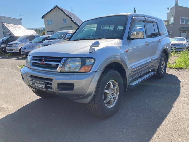 三菱 ロング エクシード-II 4WD