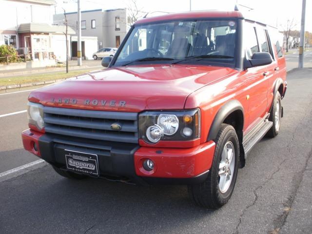 「ランドローバー」「ディスカバリー」「SUV・クロカン」「北海道」の中古車