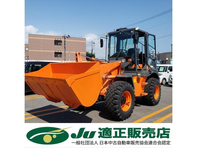 日本その他 日立ホイールローダーZW80 806アワー