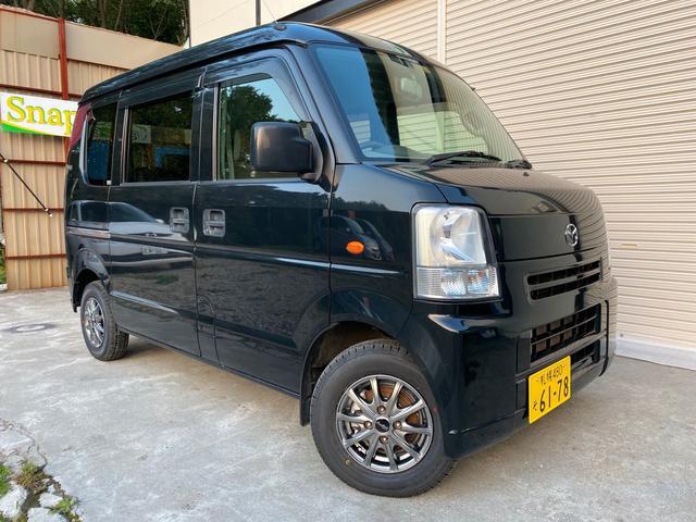 マツダ バスター本州仕入 5速マニュアル 切替4WD 検R3年9月