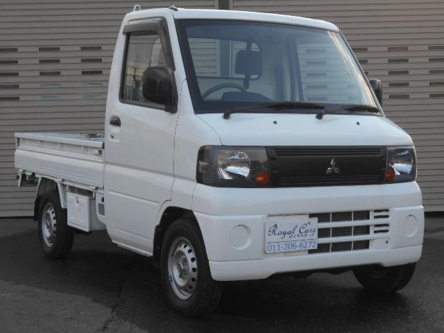 三菱 Vタイプ・4WD・ワンオーナー車・MT5速
