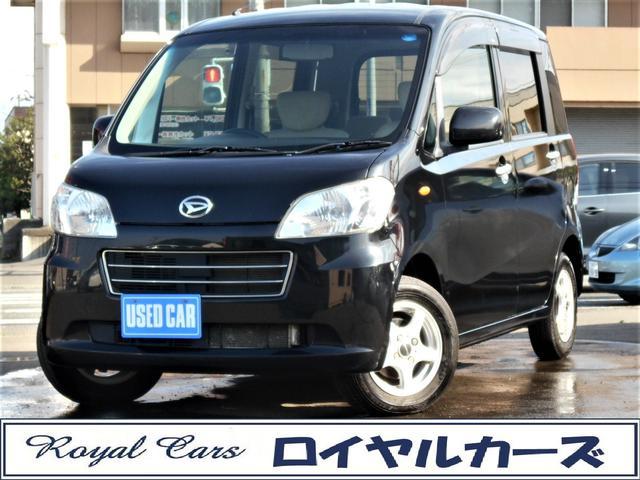 ダイハツ S・4WD・キーフリー・社外CD・MD・記録簿