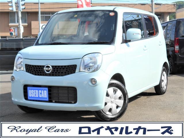 日産 X FOUR・ワンオーナー車・バックカメラ・インテリキー
