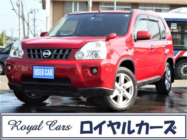 日産 20Xtt 4WD・純正HDDナビ・フルセグ・バックカメラ