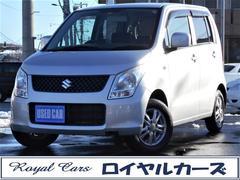 ワゴンRFX 4WD・走行47000km・ミラー・シートヒーター