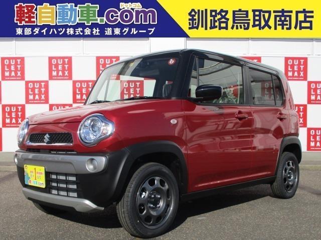 スズキ G 4WD ディスチャージヘットランプ シートヒーター
