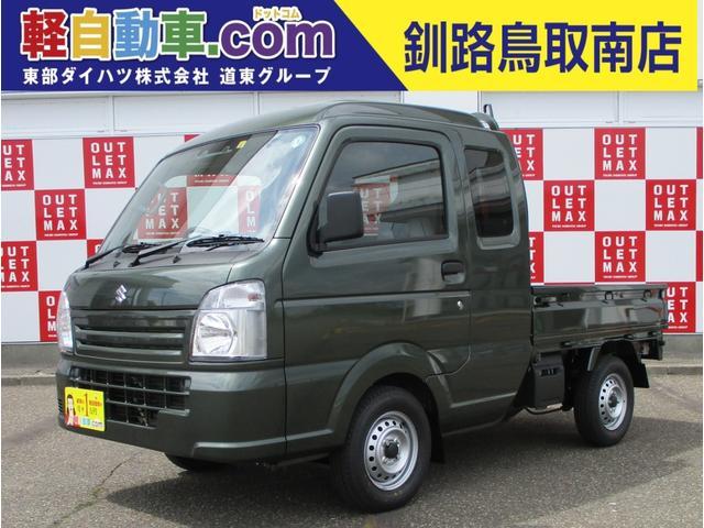 スズキ L 4WD 5MT ブレーキサポート