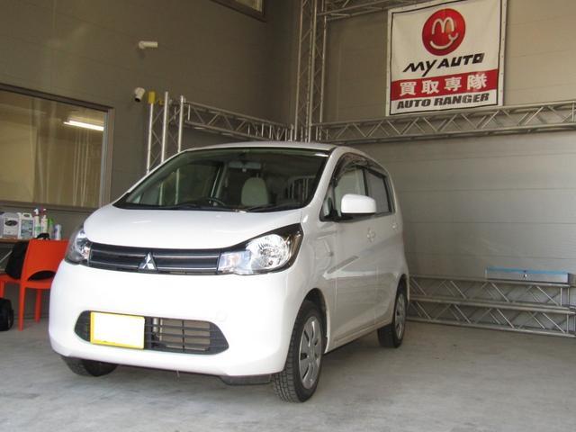 三菱 M 4WD キーレスエントリー CD ABS
