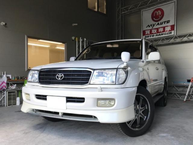 トヨタ VXリミテッド Gセレクション 4WD サンルーフ マルチ