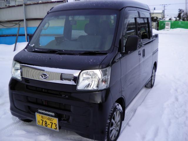 ダイハツ デッキバンGL 4WD