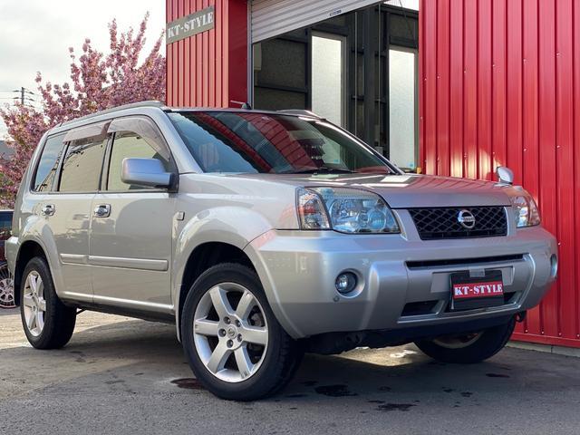 日産 Xtt 4WD 1オーナー ナビTV スマートキー HID