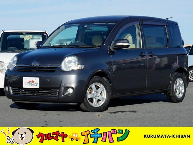 トヨタ X 夏冬タイヤ付 サビ無ナビTV 後カメラ