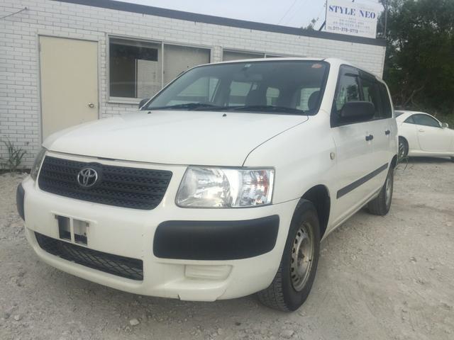 トヨタ UL ナビ付 キーレス 4WD