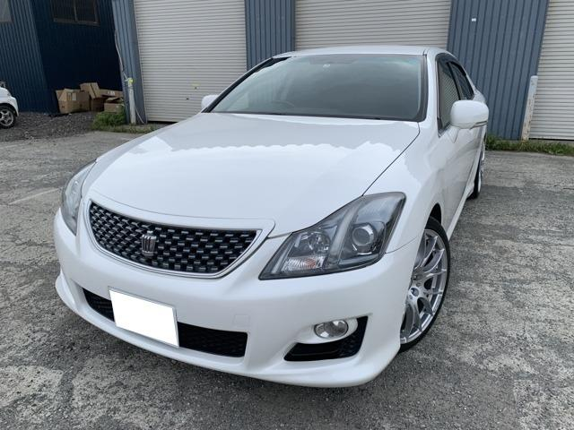 トヨタ 2.5アスリートi-Four スペシャルED 4WD純正ナビ