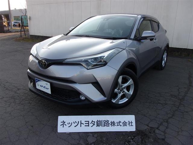 トヨタ C-HR S-T LEDエディション