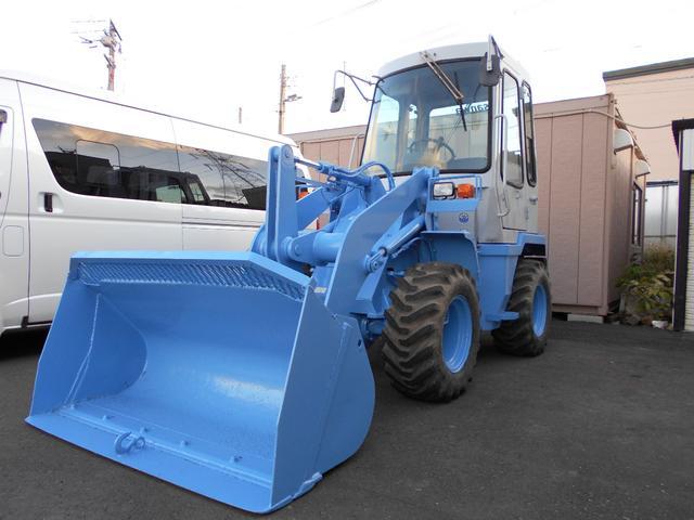 日本その他 日立 LX20-3 タイヤショベル 3,630h