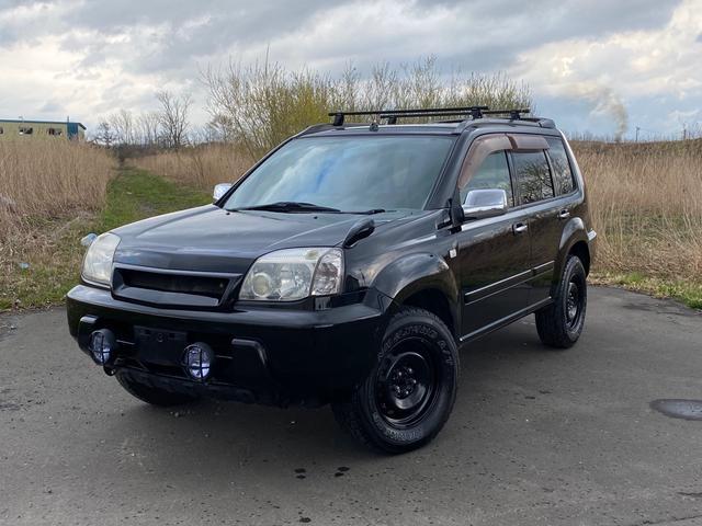日産 X 4WD ETC キーレスエントリー DVD再生可能