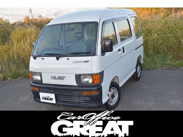 ダイハツ 天晴 4WD 5MT 本州仕入れ 切替え4WD 軽キャンベースに