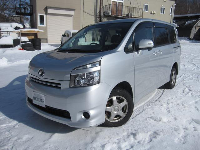 トヨタ X Lエディション 4WD キーレス HDDナビ 3列シート