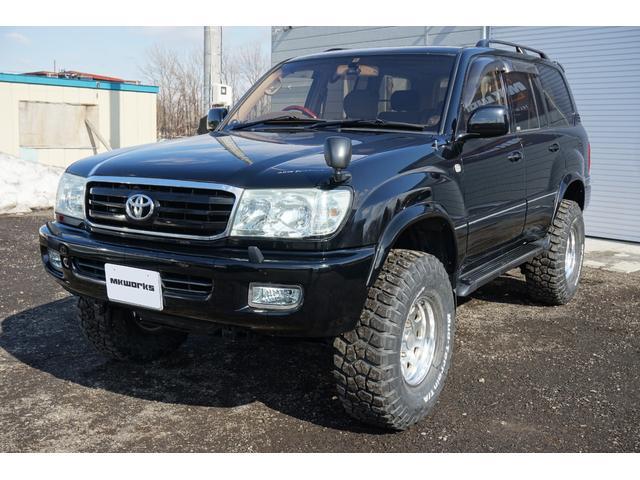 トヨタ VX Dターボ 4WD ボディリフト 1ナンバー MTタイヤ