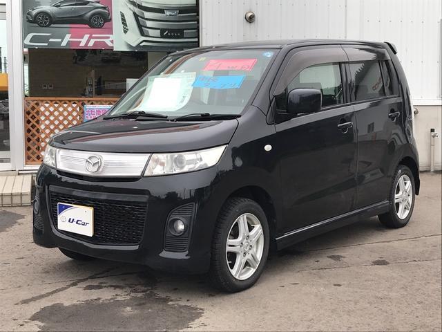マツダ XS ナビ 4WD AW AC スマートキー オーディオ付