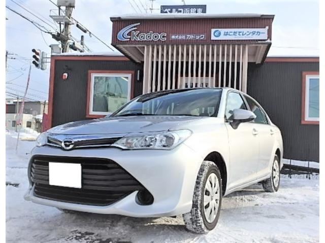 トヨタ 1.5X キーレス 4WD ナビ CD付き ETC搭載車