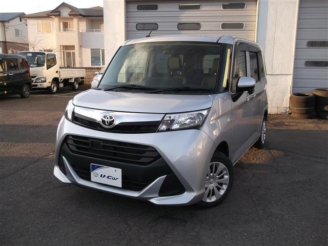 「トヨタ」「タンク」「ミニバン・ワンボックス」「北海道」の中古車