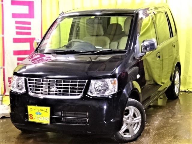 三菱 MX 4WD シートヒーター ナビ/TV スターター ETC